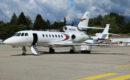Dassault Falcon 50EX N221CB