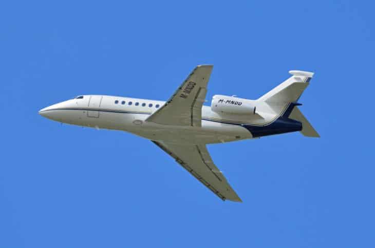 Dassault Falcon 900EX M MNDD