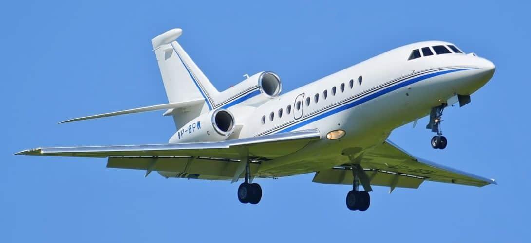 Dassault Falcon 900EX VP BPW