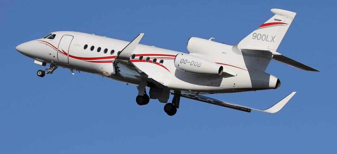 Dassault Falcon 900LX OO DOB