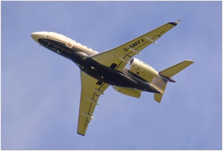 Embraer EMB 550 Legacy 500 G MRFX