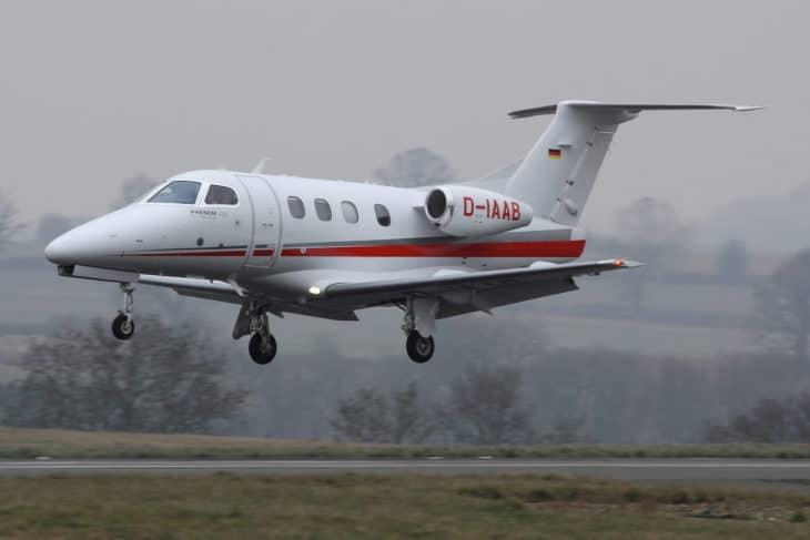 Embraer Phenom 100 D IAAB