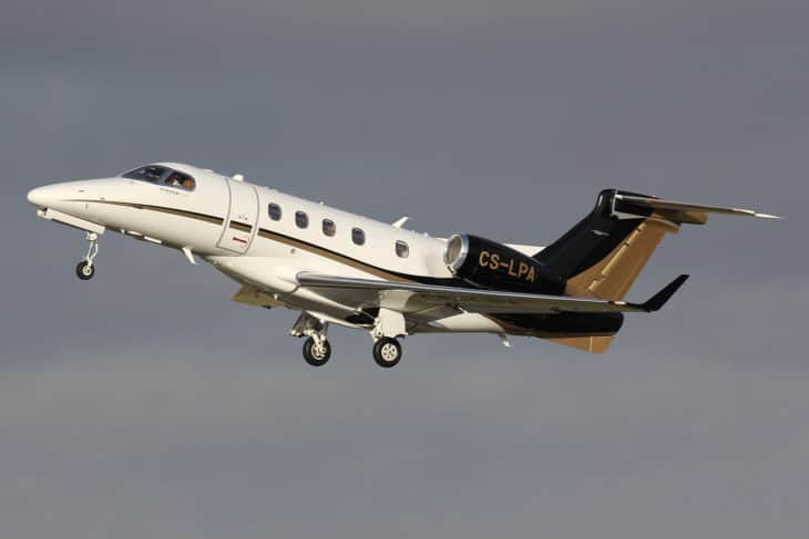 Embraer Phenom 300 CS LPA