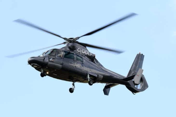 Executive Jet Charter Ltd Eurocopter AS365N3 Dauphin II