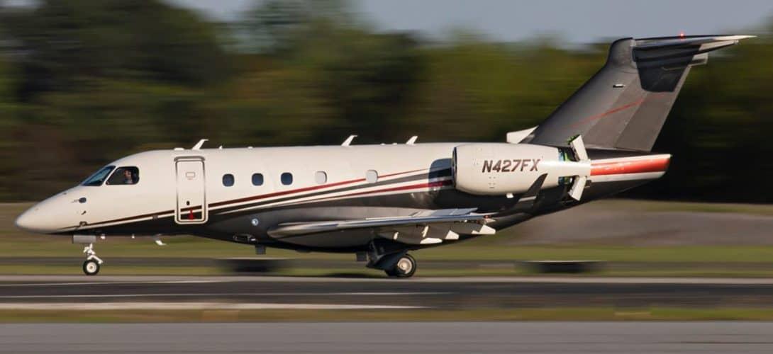 Flexjet Embraer Legacy 450 N427FX