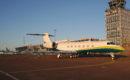 Gulfstream 550 N80AD