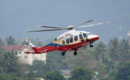 Malaysian Fire and Rescue Department AgustaWestland AW189