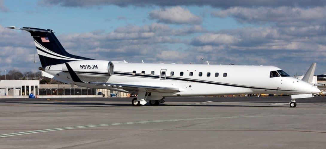N515JM Embraer EMB 135BJ Legacy 600