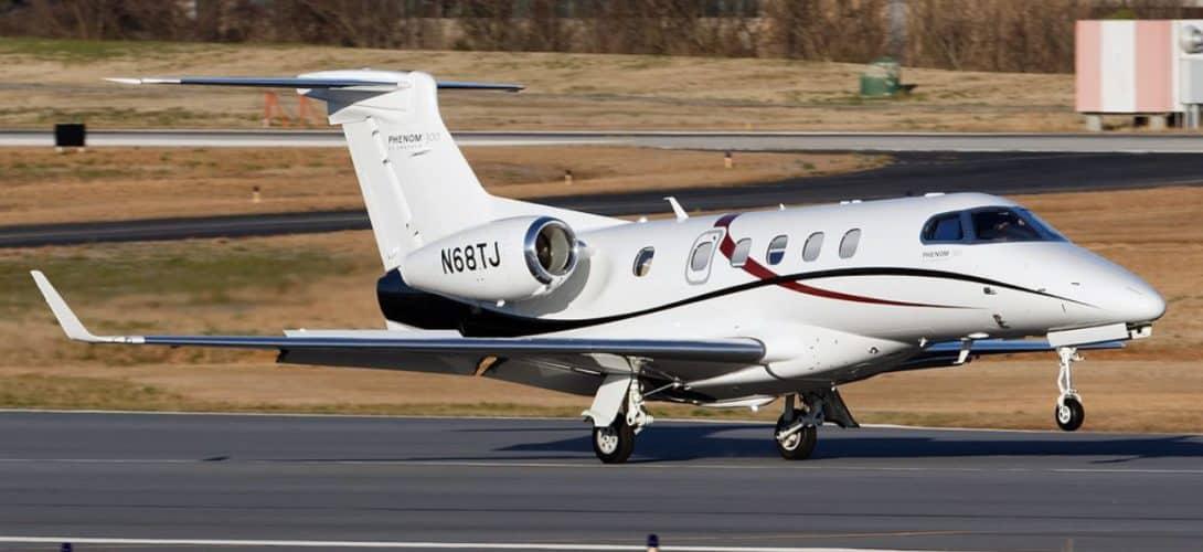 N68TJ Embraer 505 Phenom 300