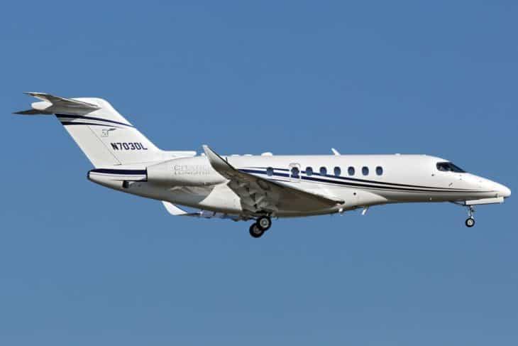 N703DL Cessna 700 Citation Longitude