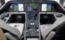 N721EE Embraer EMB 550 Legacy 500 Cockpit