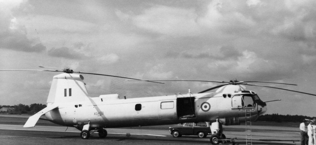 RAF Bristol Belvedere HC 1