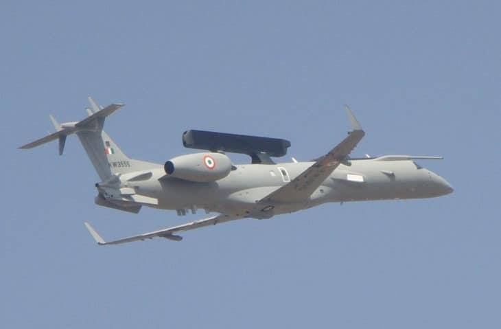 RDO AEWC Embraer EMB 145
