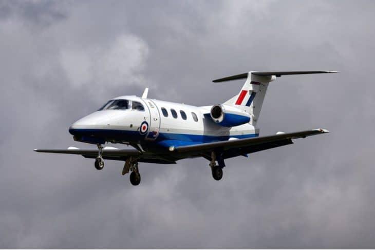 Royal Air Force Embraer Phenom 100 ZM335