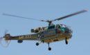 Surinam Air Force HAL Chetak helicopter SAF303