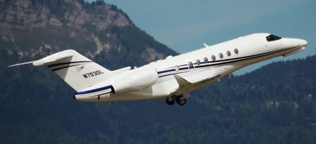 Textron Cessna 700 Citation Longitude N703DL. 1