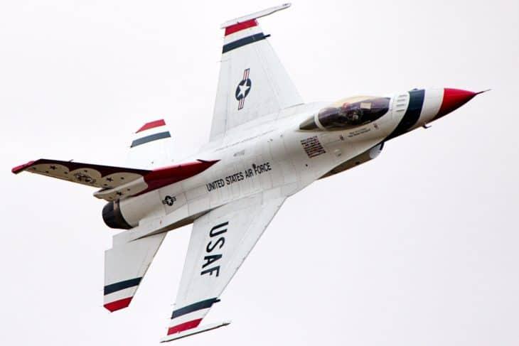 Thunderbird at RIAT 2017