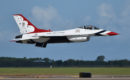 Thunderbirds General Dynamics F 16CM