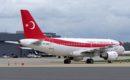 Turkish Air Force Airbus ACJ319 TC ANA