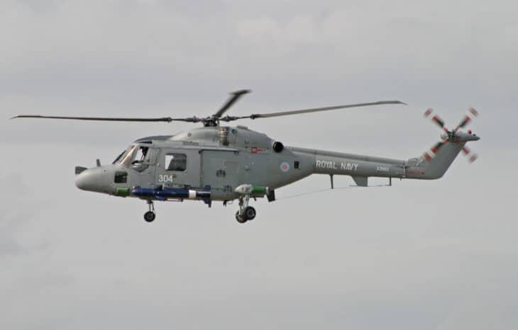 Westland Lynx HAS2 XZ693
