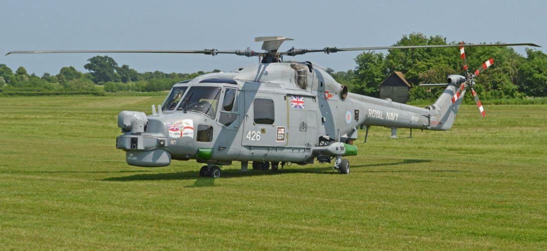 Westland Lynx HMA.8SRU.