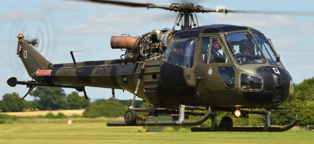 Westland Scout AH Mk1 XT626 1