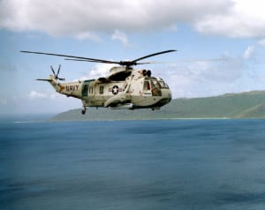 Sikorsky SH-3 Sea King