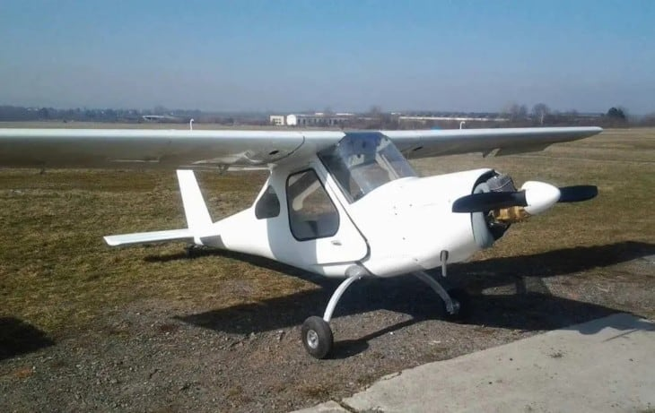 Aeromarine Merlin Lite