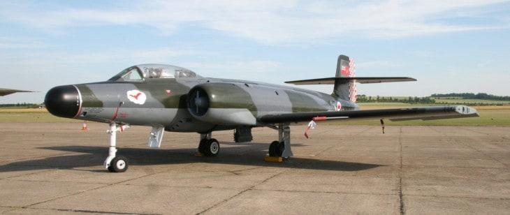 Avro Canada CF 100 Canuck.