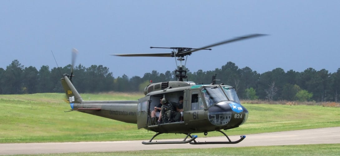 Bell UH 1 Iroquois