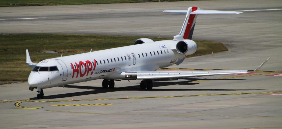 Bombardier CRJ 1000 HOP