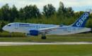 Bombardier CSeries CS100 FTV 1