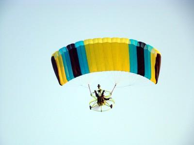 Buckeye Dragonfly Powered Parachute