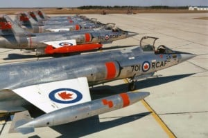 9 Top Canadian Fighter Jets (& Trainers)