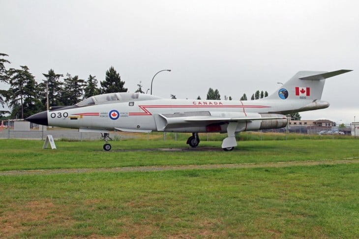 Canadian Air Force McDonnell CF 101B Voodoo