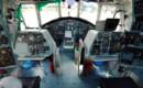 Cockpit of Mil Mi 26