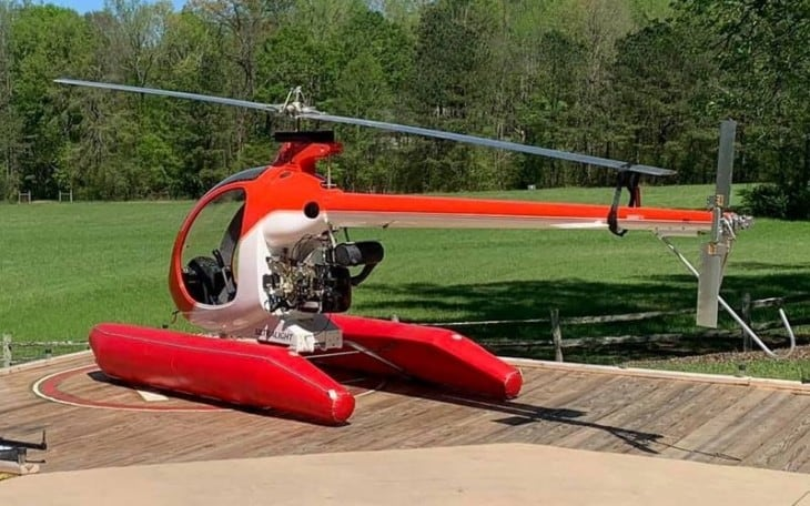 Composite FX XEL Helicopter