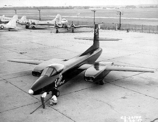 Curtiss XP 87