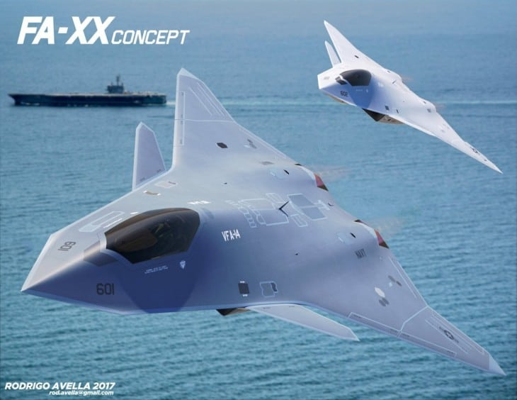 9 Sixth-Generation Fighter Jets in Development