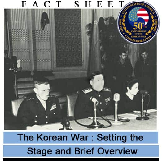 First meeting of the Joint American Soviet Commission in Seoul Korea