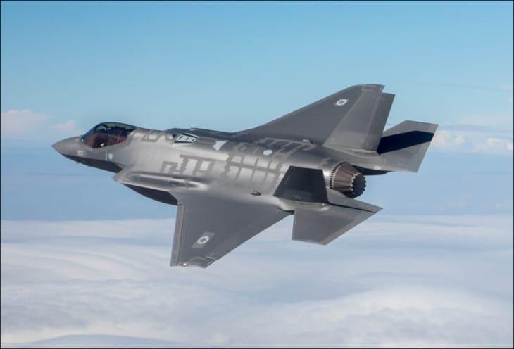 IAF F 35I Adir