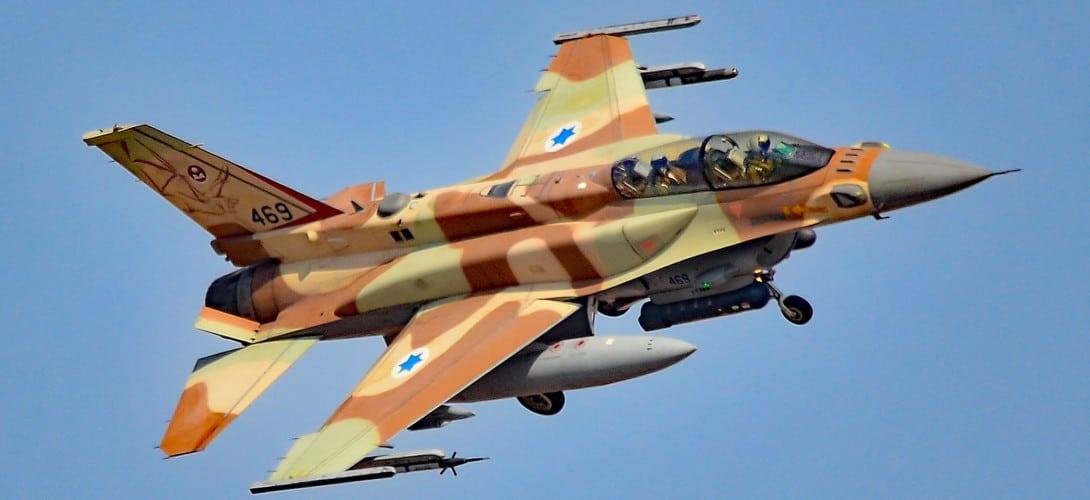 Israeli Air Force F 16I