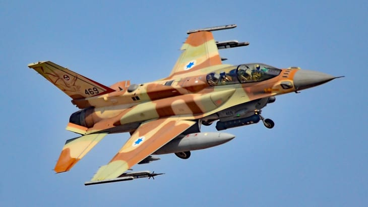 The 9 Best Israeli Fighter Jets