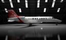Learjet 85.
