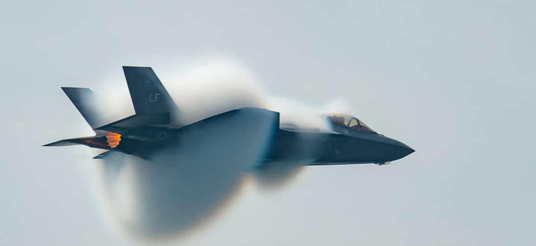 Lockheed Martin F 35