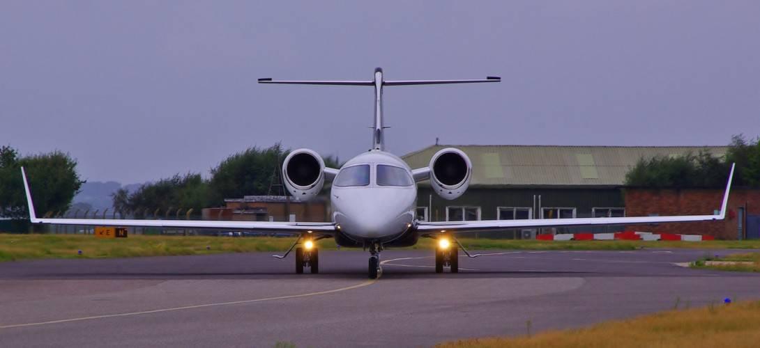 N708SP. Bombardier Learjet 45XR