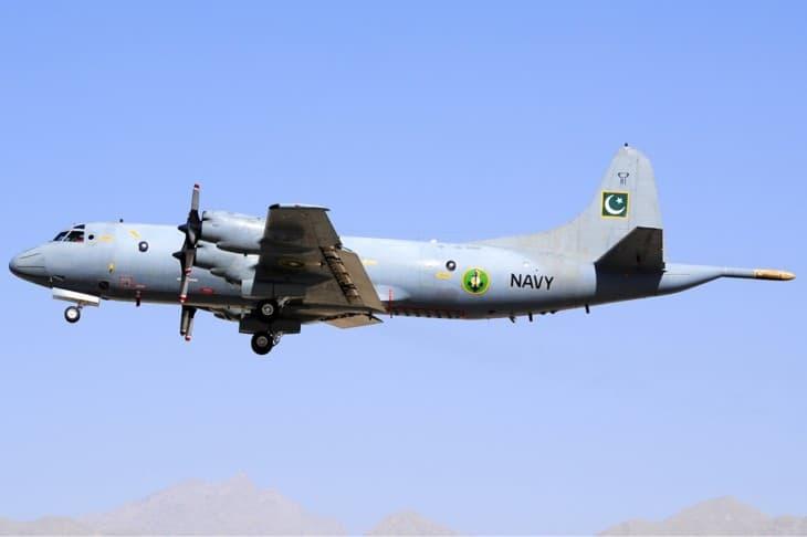 Pakistan Navy Lockheed P 3C Orion