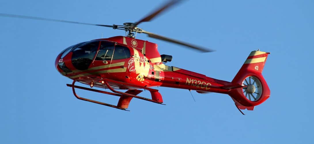Papillon Grand Canyon Helicopters Eurocopter EC130 B4 N132GC