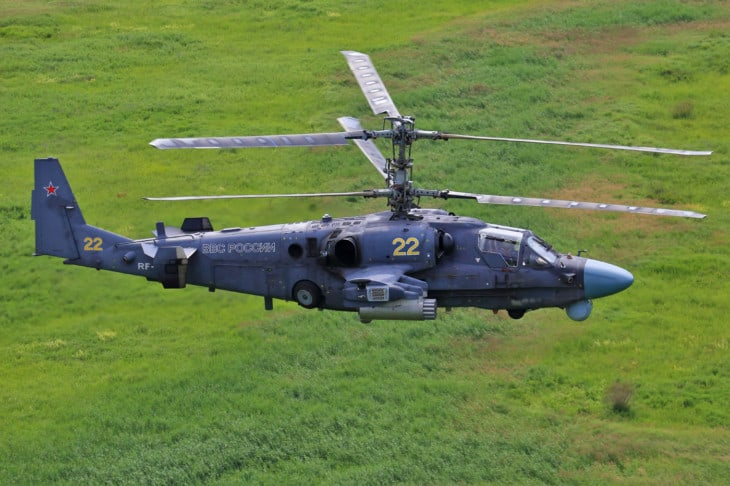 14 of The Best Russian Helicopters Ever Made