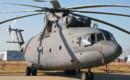 Russian Air Force Mil Mi 26 Halo 88 blue